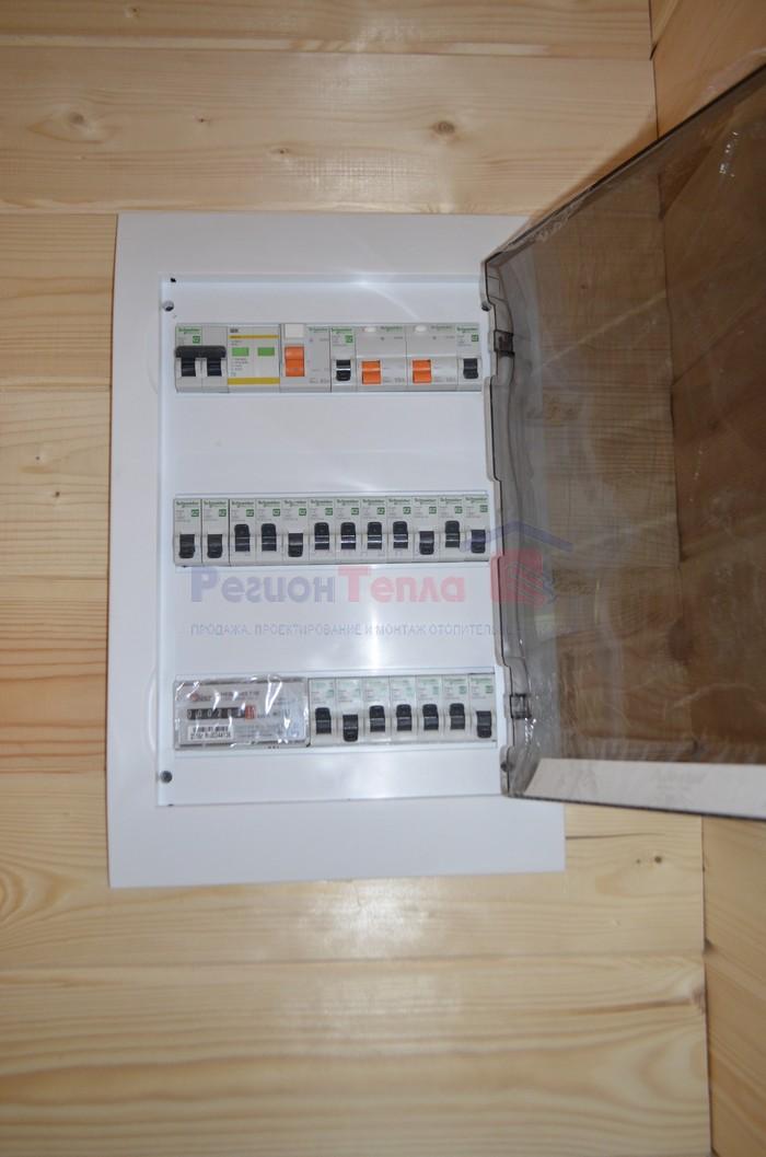 сборка электрощитка